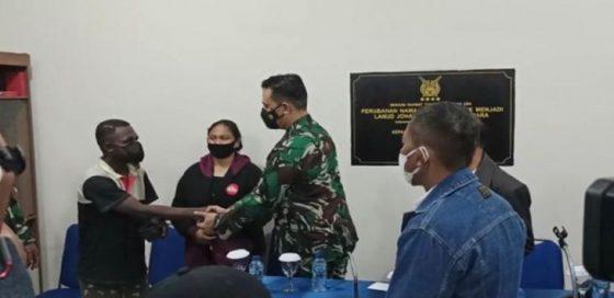 2 Anggotanya Injak Kepala Warga Papua, TNI AU: Akan Ditindak Tegas!