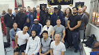 Group picture with Sifu John Wong Hong Chung at the Wing Tsun Athletic Association.