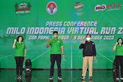 Ayo Tunjukkan Semangat Aktifmu Melalui MILO Indonesia Virtual Run