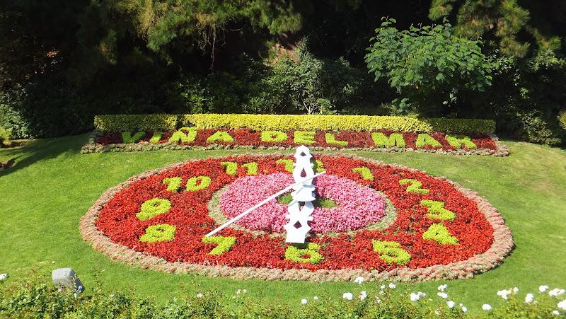 Reloj de Flores, horloge, Viña del Mar, Chile, elisaorigami, travel, blogger, voyages, lifestyle