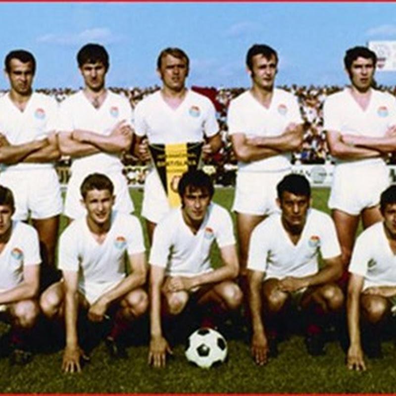 Historias de película: Hungría 1968, de colado a campeón.
