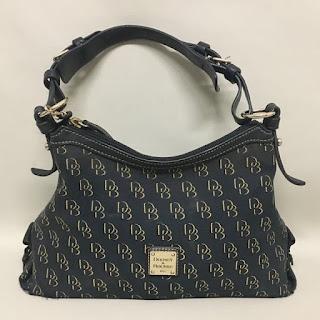 Dooney & Bourke Monogrammed Bag