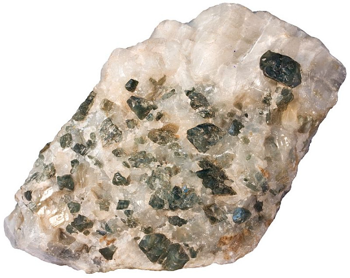 Olivine Rock Forming Minerals