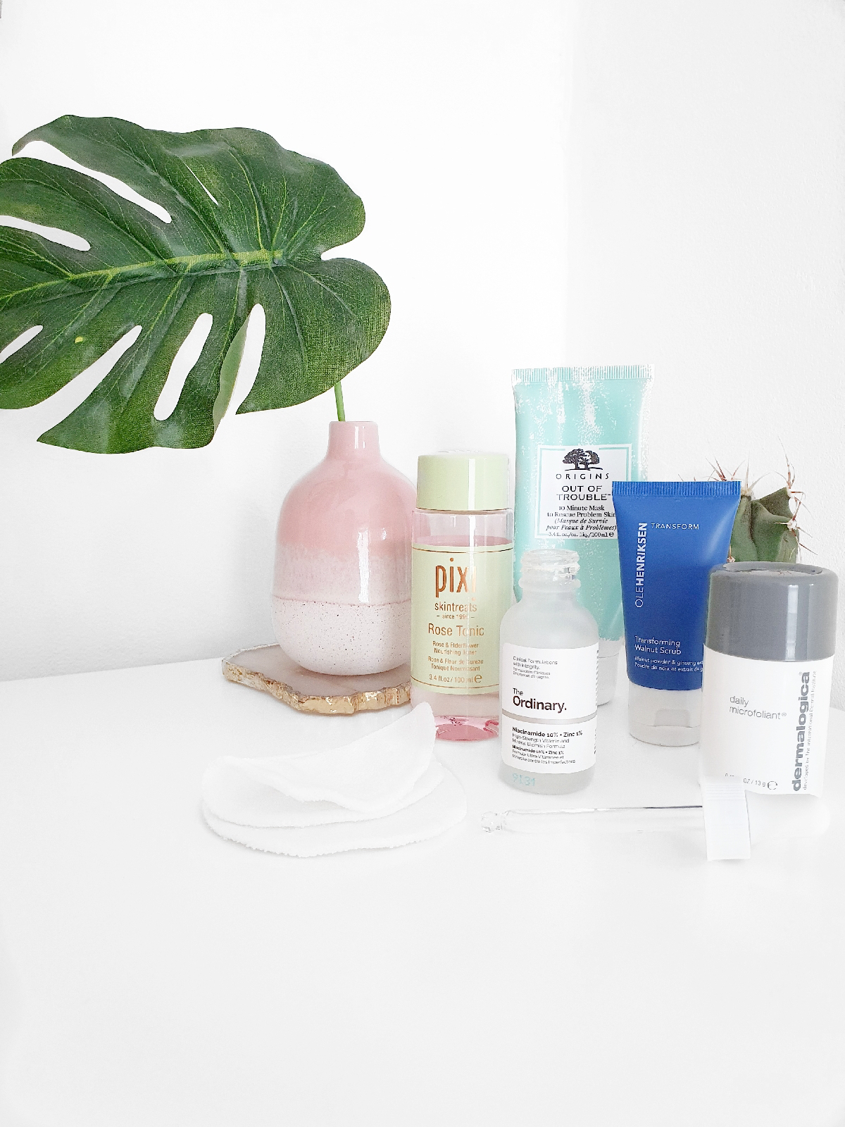 The Skincare I'm Loving Recently