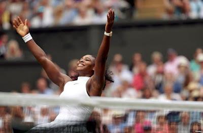 Serena Williams black lives matter