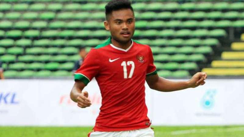 foto saddil ramdani tim nasional indonesia terbaru