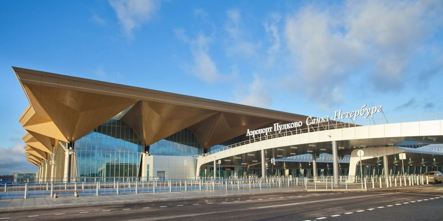 Russia: OPEN PULKOVO AIRPORT by GRIMSHAW