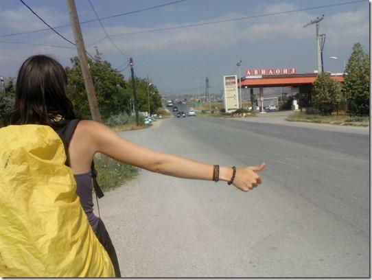 Македонія Автостоп