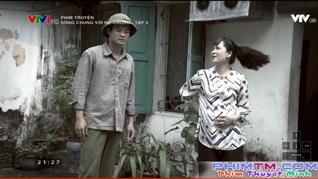 Sống Chung Với Mẹ Chồng - Tập 4: Không chỉ con dâu, bà Phương còn hung dữ với cả mẹ chồng mình! - Ảnh 7.