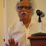 Pankaj shared his memories of his dear friend, Swami Swahanandaji, at the Swami's 90th birthday celebration