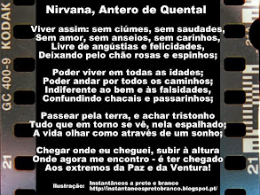 Photo: Nirvana, Antero de Quental