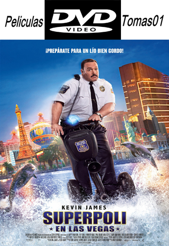 Superpoli en Las Vegas (2015) DVDRip