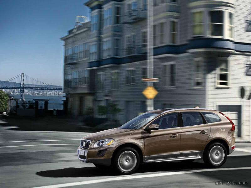 2010 volvo xc60 suv specifications pictures prices. Black Bedroom Furniture Sets. Home Design Ideas
