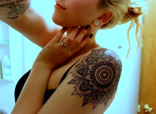 55 Best Shoulder Tattoos Designs And Ideas For Men And Women
