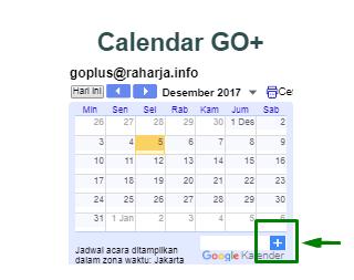 calendar răspândit pe opțiuni)