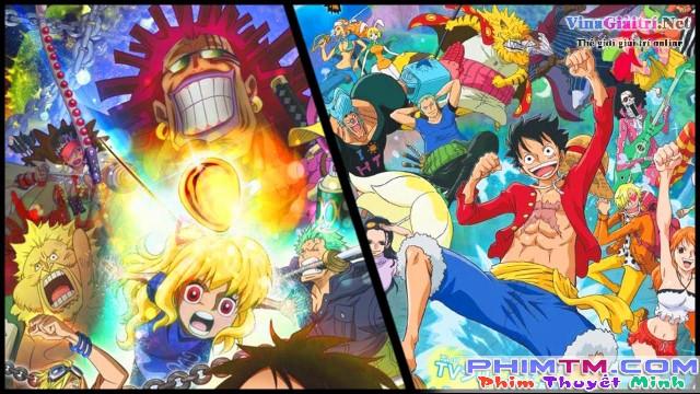 Xem Phim Đảo Hải Tặc: Trái Tim Của Vàng - One Piece: Heart Of Gold - phimtm.com - Ảnh 1