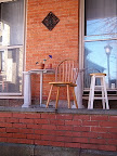 Front Porch on Atkinson Street