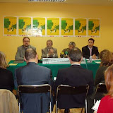 Rueda prensa presentacion Congreso Musulmanes de Habla Hispana - Madrid, 2001