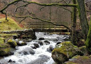 Scalehow Beck, Ullswater, Lake District