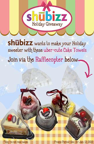 Shubizz Holiday Giveaway