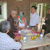 [DSTV-014] Thầy tiếp Ban tôn giáo huyện (23/01/2006)