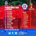 Chile vs. Australia Confederaciones 2017