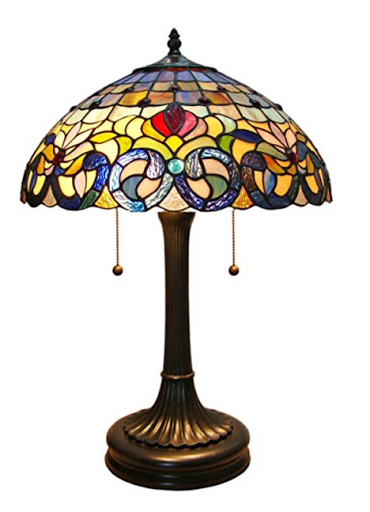 Fine%20Art%20Lighting%20Tiffany%20Table%20Lamp%2C