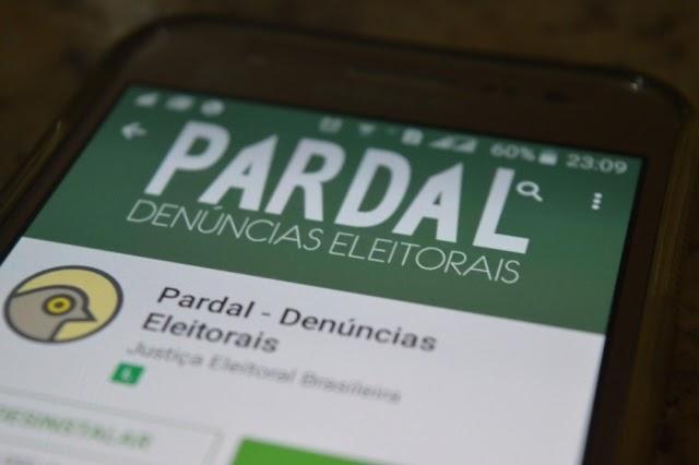 Cidadão pode denunciar irregularidades na campanha pelo aplicativo Pardal