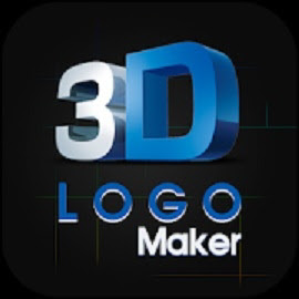 3D Logo Maker Android App For 3D Logo Create On your Mobile