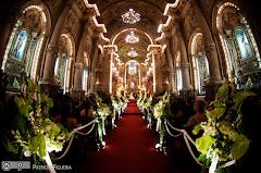 Foto 2735. Marcadores: 28/08/2010, Casamento Renata e Cristiano, Igreja, Igreja Sao Francisco de Paula, Rio de Janeiro