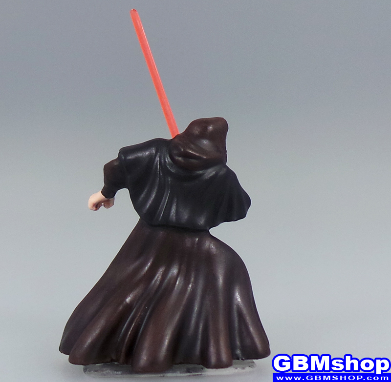 star wars miniature Imperial Assault Darth Sidious Sith Master #7 Jedi Academy Star Wars Miniatures Custom Customize and Painting