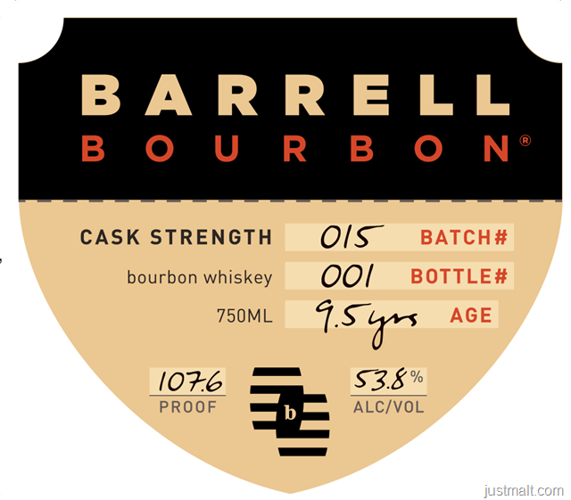 Barrel Bourbon Cask Strength