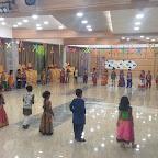 Navratri Celebration by Sr Kg Section at Witty World, Chikoowadi (2018-19)