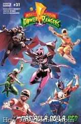 [MT] Mighty Morphin Power Rangers 031-000