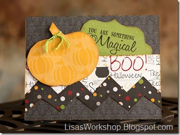 Kiwi Lane - A Touch of Magic- perfect for Halloween & Harry Potter Layouts!