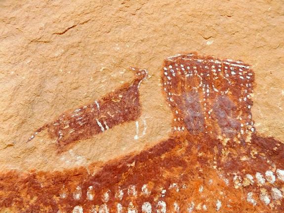 Left side detail