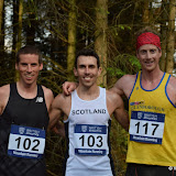 European Mountain Running Trial results