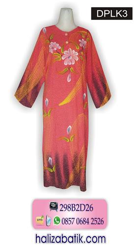 DPLK3 Model Batik Terbaru, Gambar Baju Batik, Desain Baju Batik Modern, DPLK3