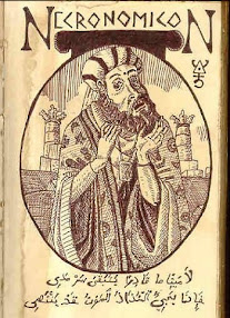 Cover of Anonymous's Book The Necronomicon Testimony of the Mad Arab
