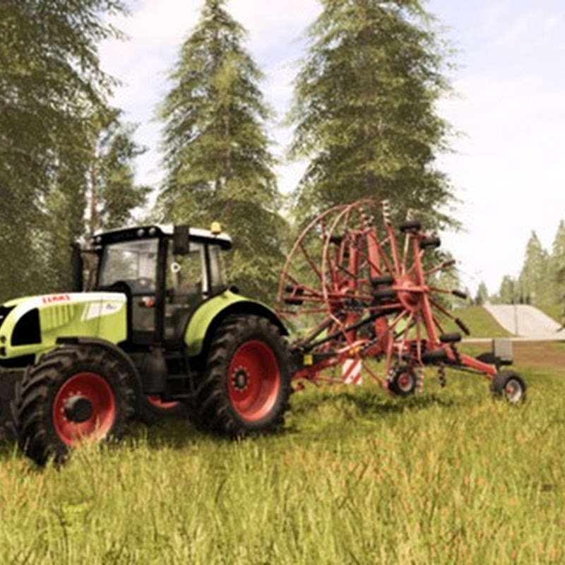 Farming simulator 2017 - CLAAS ARION 620 Cebis V 1.1