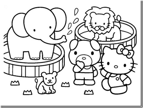 colorear hello kitty navidad (12)_thumb