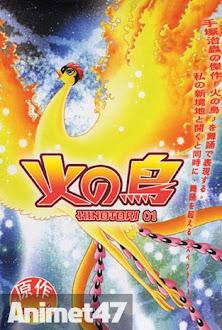 Hi No Tori - Anime Hi No Tori 2004 Poster