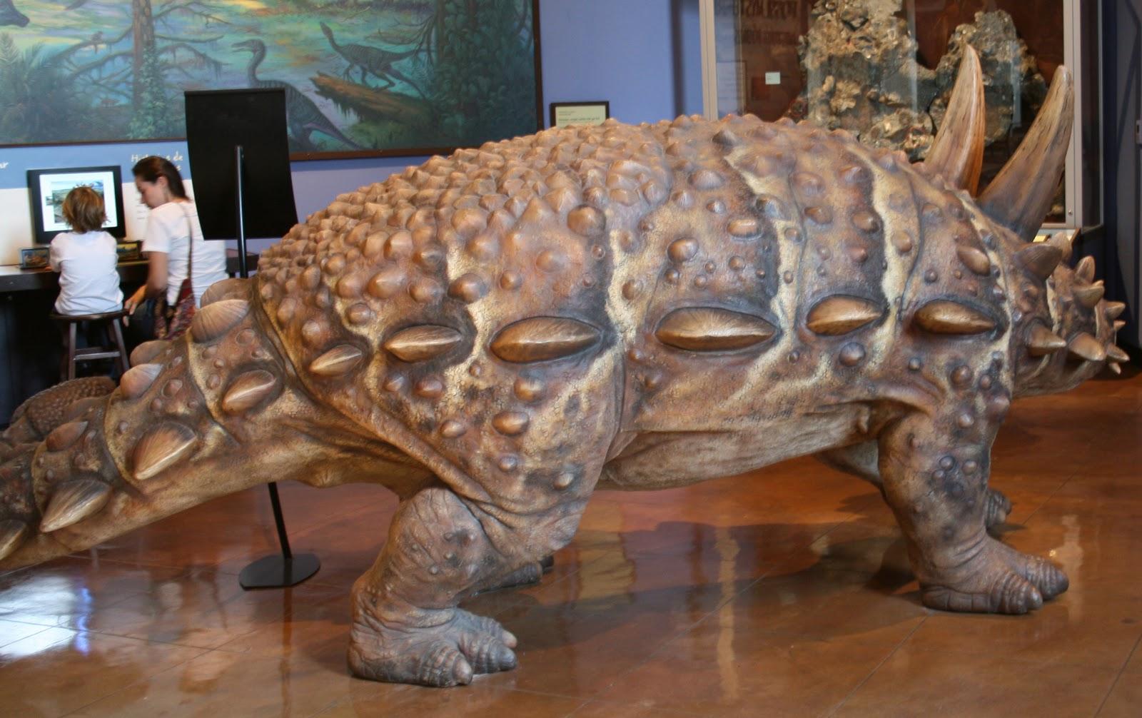San Diego Natural History Museum Dinosaur