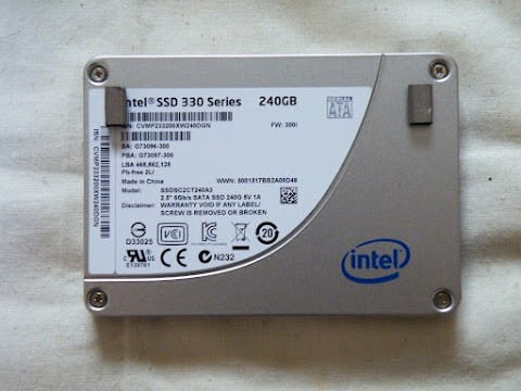 SSDにスポンジ移植