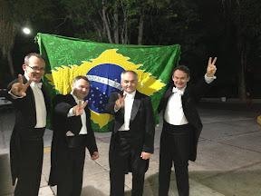 Thank you Brazil!
