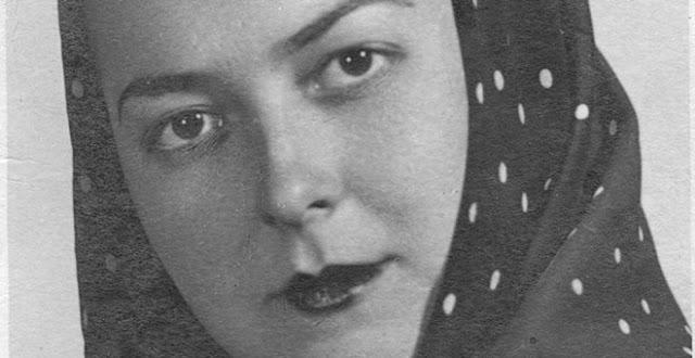 La almeriense Encarnita Magaña, fusilada con apenas 20 años por difundir las noticias de la BBC sobre la II Guerra Mundial.