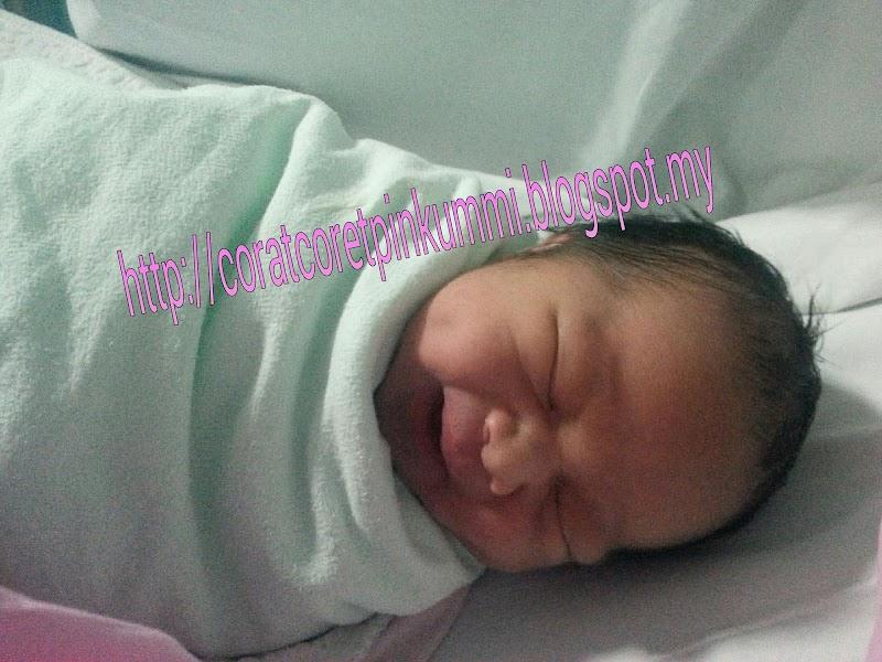 Kelahiran yang Dinanti : Muhammad Adhwa Faris bin Mohd Fadeli