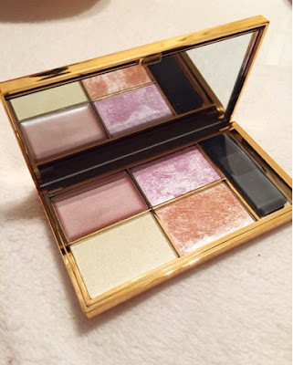 Sleek's Solstice highlighting palette