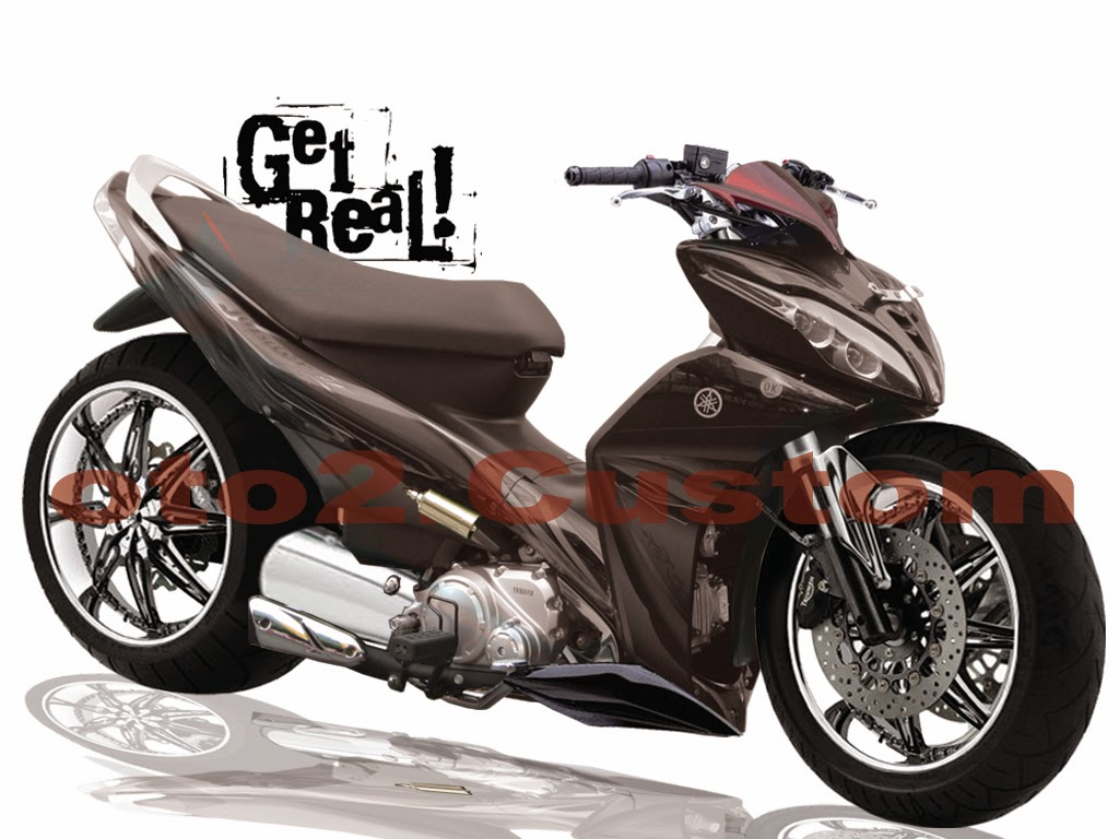 modifikasi honda vario 110
