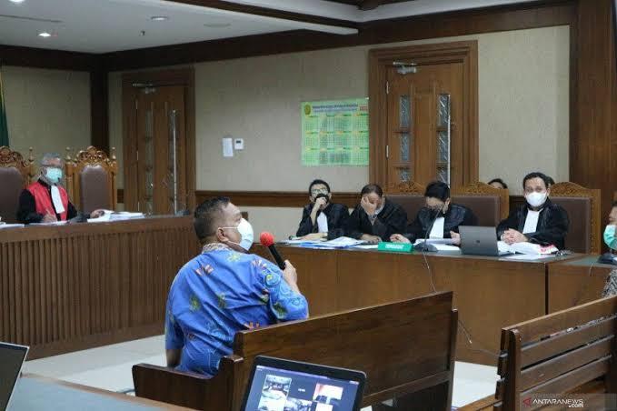 Pejabat Kemensos Akui Perintahkan Hapus Dokumen Bansos
